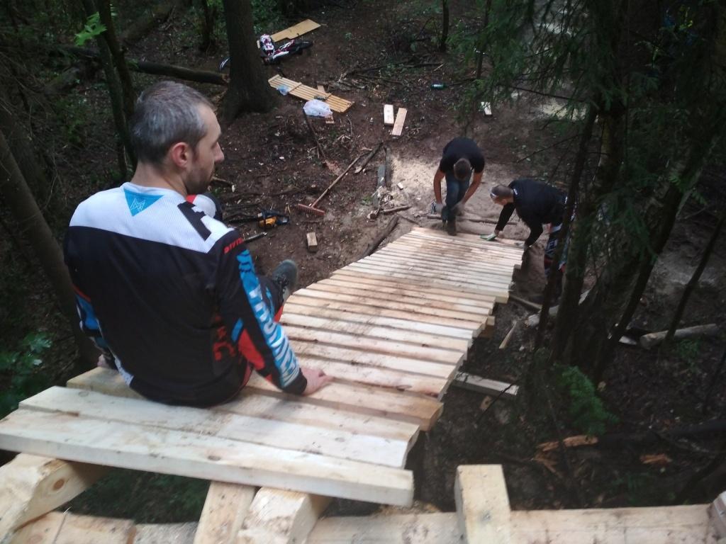 Блог им. DennisGerasimov: Как мы разгонку на споте строили