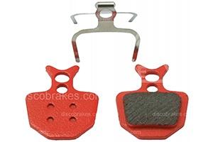 Тормозные колодки Ceramic Hard от Discobrakes для велосипеда