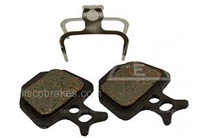 Тормозные колодки для велосипеда от Kevlar Compound от Discobrakes
