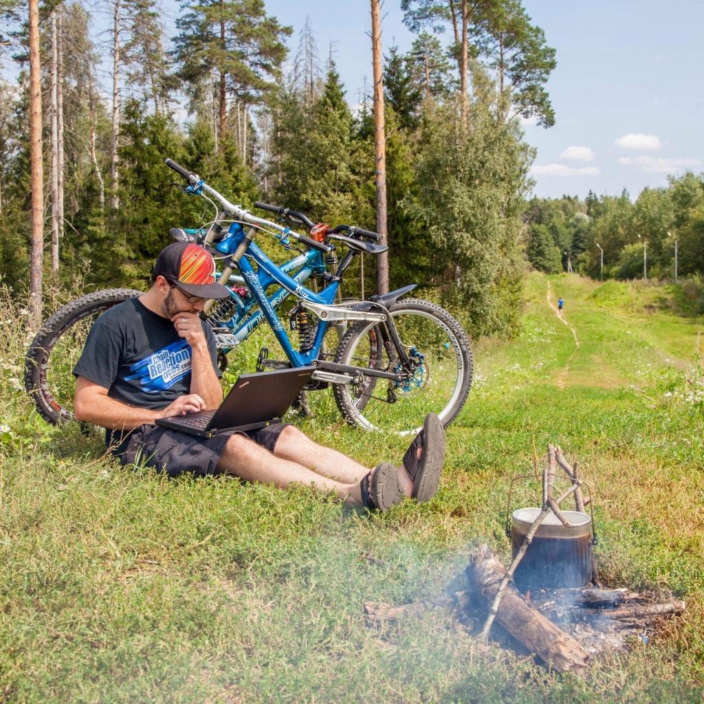 Блог компании mini-wings.ru: История создания велобренда на коленке Mini Wings