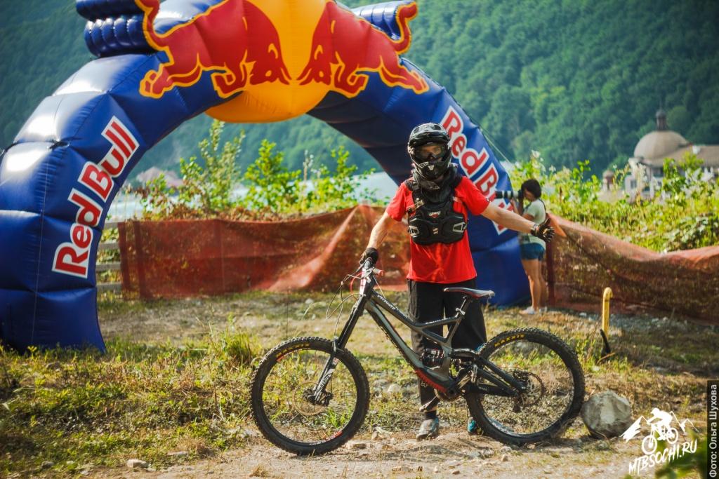 Gorky Bike Park: Байки Чемпионата России Dhi 2018