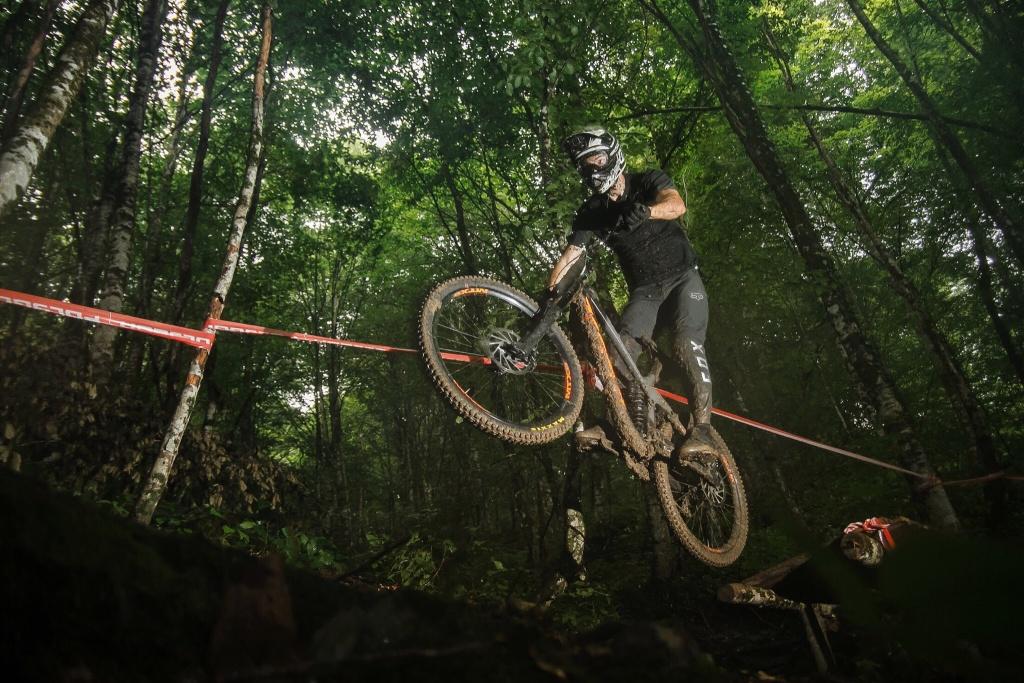 Gorky Bike Park: Отчет и результаты Чемпионата России Dhi 2018