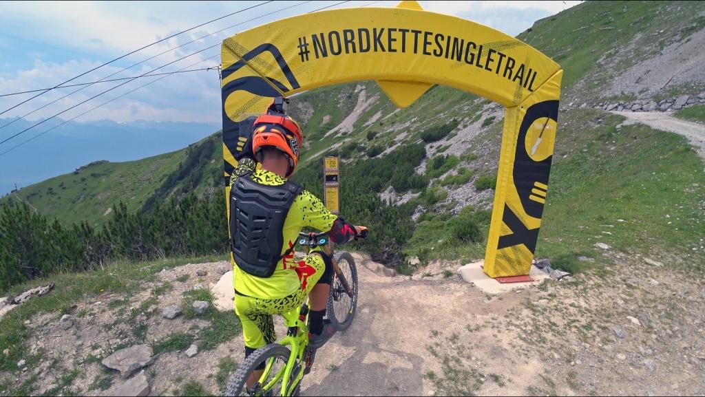 Блог им. AndreyBugrov: Австрийская жесть или офф трасса NORDKETTE