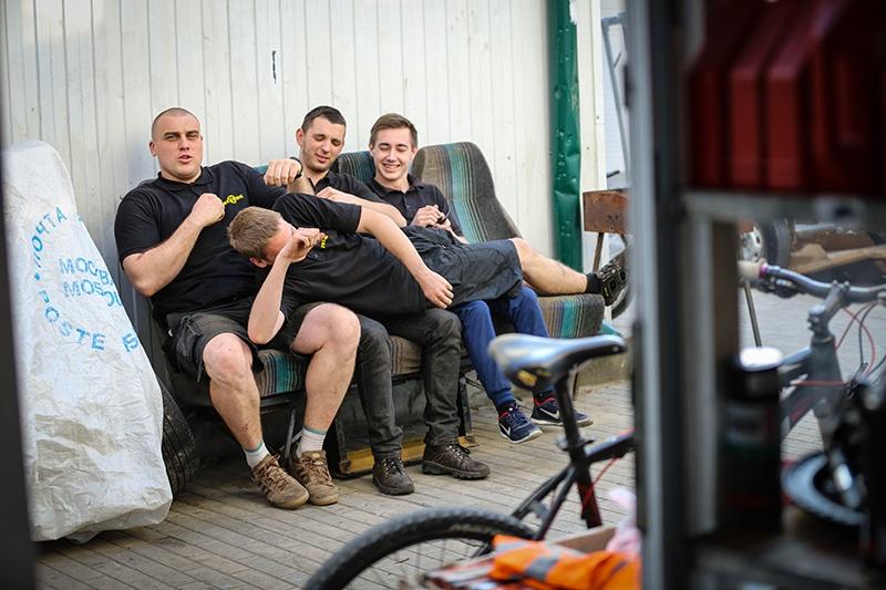 Блог им. Zhelenkov_Andrey: Новый филиал Freeride Essentuki