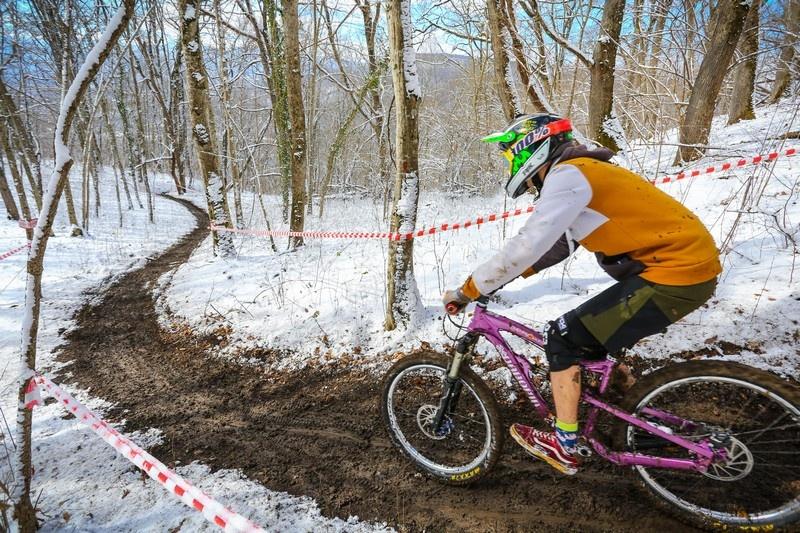 Блог им. Zhelenkov_Andrey: Грязные гонки в Даховской
