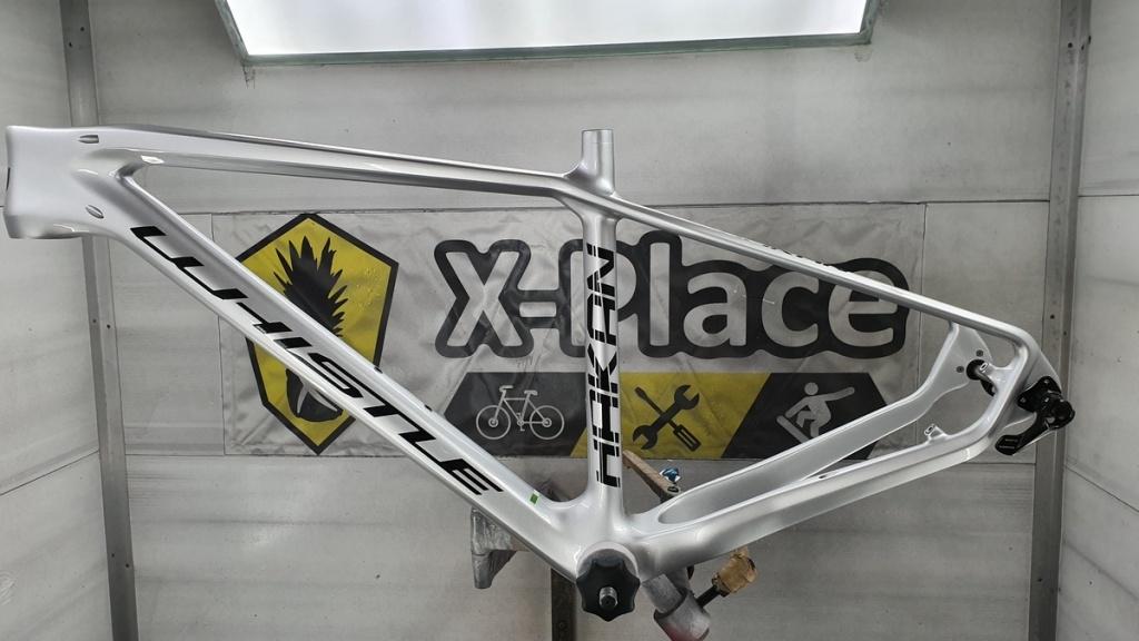 Блог им. X-place: Изменение цветовой схемы у карбонового итальянца.