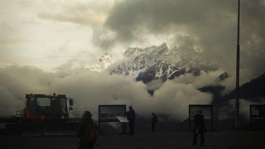 Экстремальный Юг: Грязевая гонка на Роза Хутор или отчет о Кубке Красной Поляны по Downhill