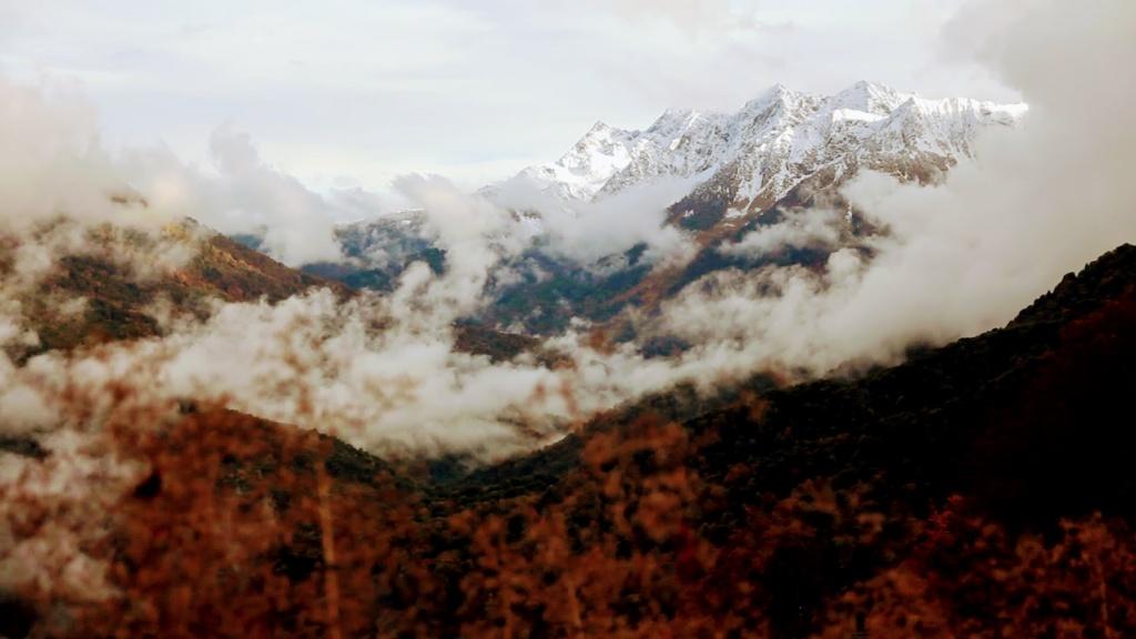 Экстремальный Юг: Ноябрьские праздники в Сочи, закрытие сезона