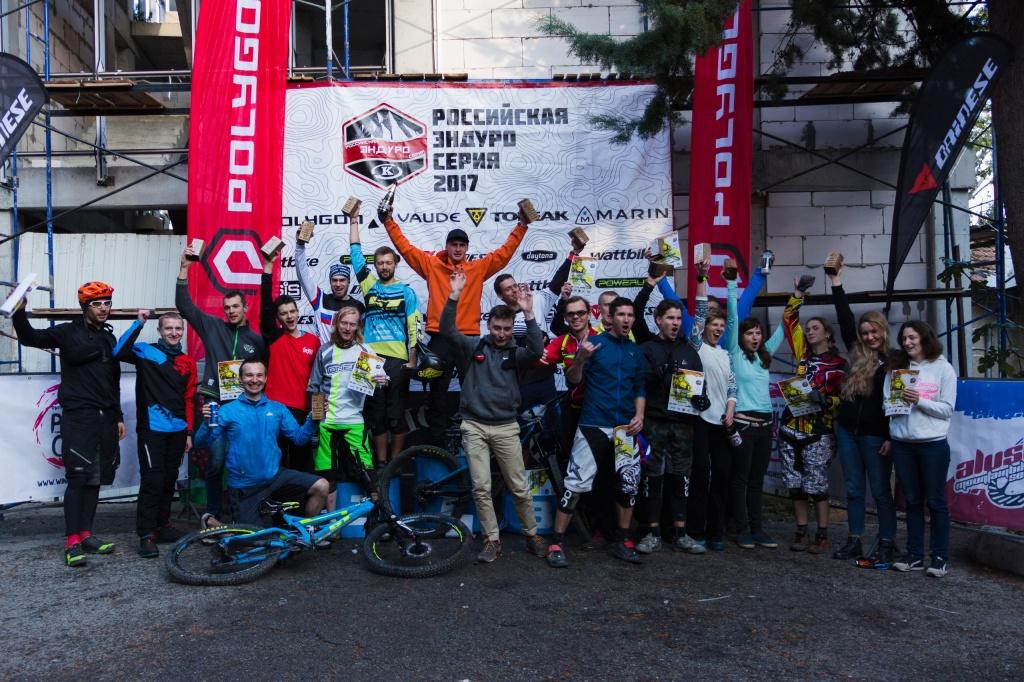 Блог компании Polybike: Российская Эндуро Серия - Алушта