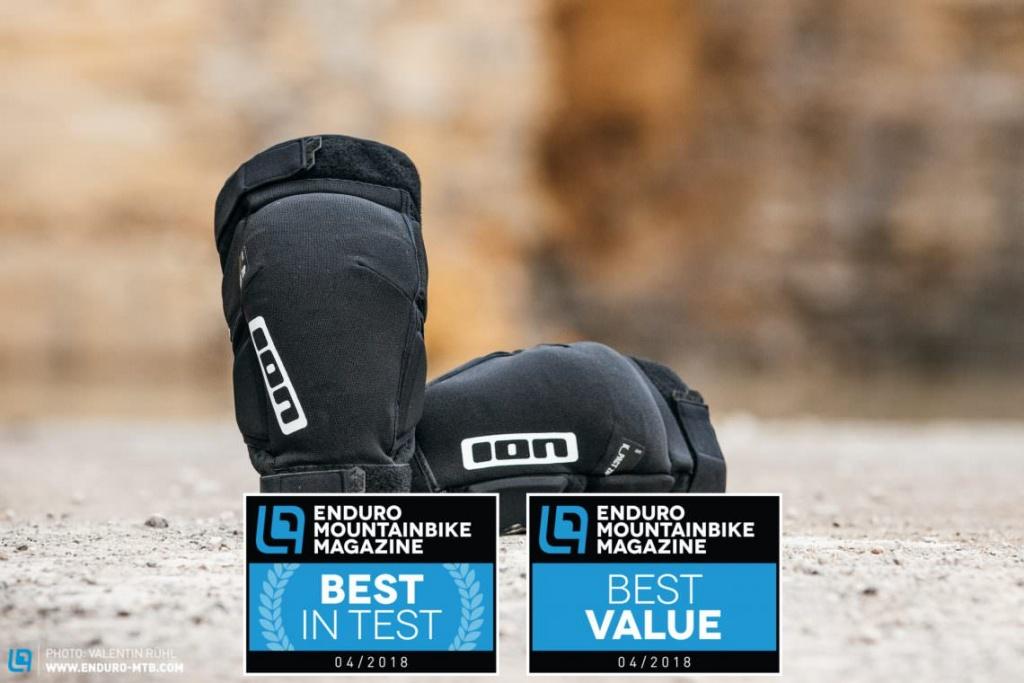 Сравнительные обзоры: Сравнительный обзор наколенников от Enduro-MTB Magazine