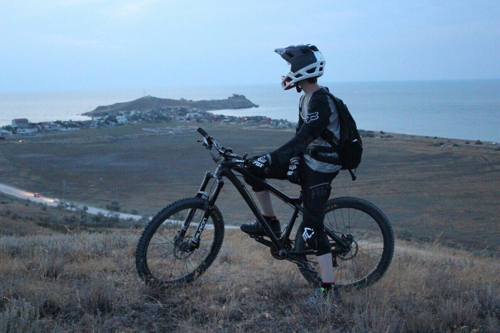 Блог им. KelpiMonteloch: Честный обзор трейловой хардтейл-рамы Dartmoor Primal 27.5