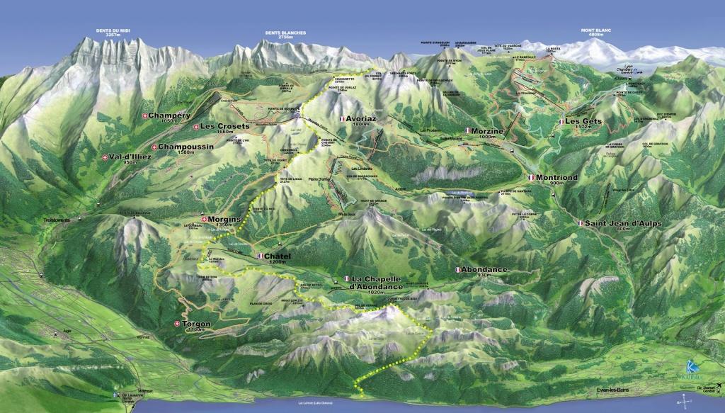 Блог им. CrazzyKat: Альпийские недели в Морзине! Июль-август 2018