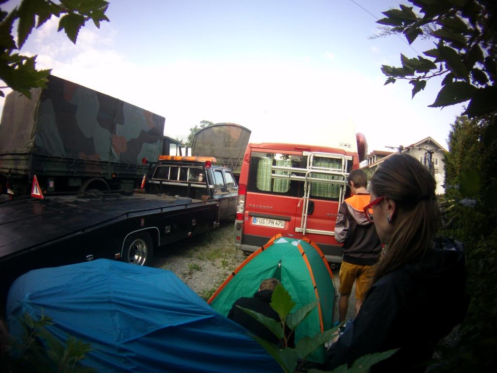 Блог им. CrazzyKat: Из Питера в Морзин на Калине. Дорога.