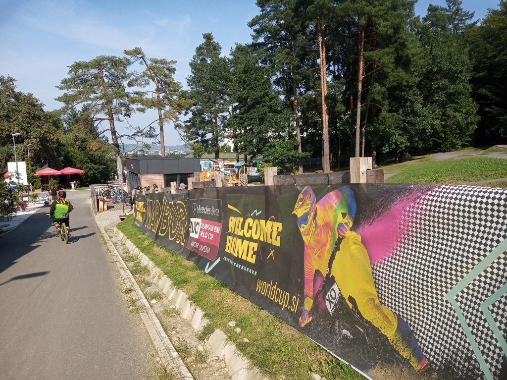 Блог им. CrazzyKat: Каково побывать на этапе кубка мира по DH!