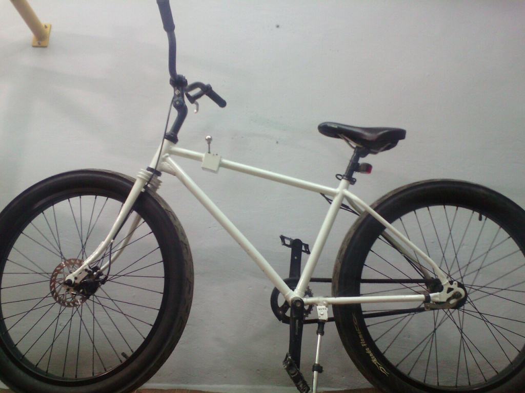 Блог им. 26inch: Custombike.