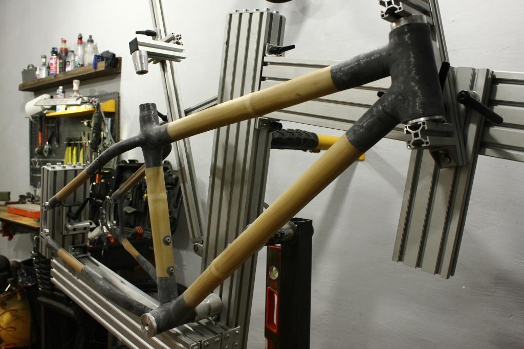Блог им. 26inch: Бамбуковая рама для фэтбайка.
