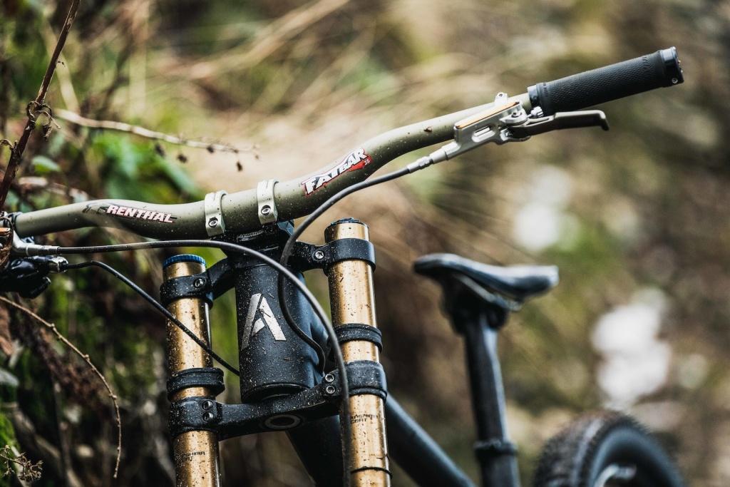Велоиндустрия: Встречайте: Atherton Bikes