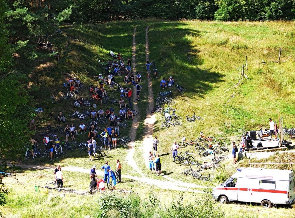 Наши гонки: Как прошел фестиваль ВелоПенза 2018