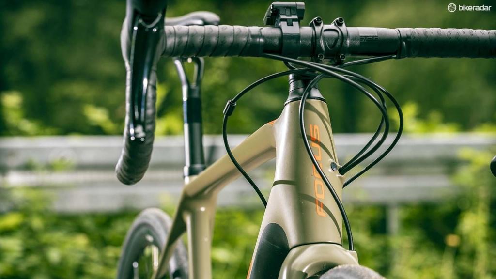 Блог компании КАНТ: Обзор дорожно-гравийного Focus Paralane² от bikeradar