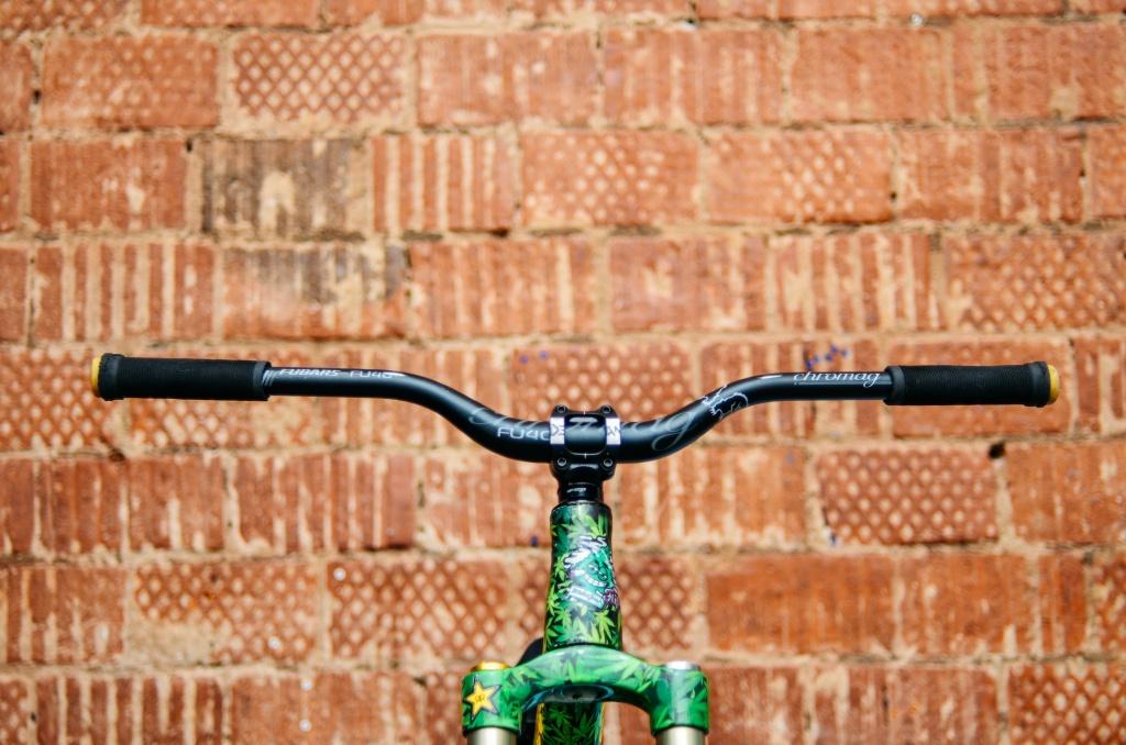 Блог им. Vegett: Bikecheck: PrideStreet Patagonia (кастомный аквапринт by DForks)