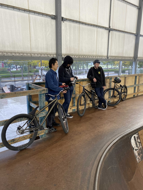 Блог им. Vegett: Японский MTB park