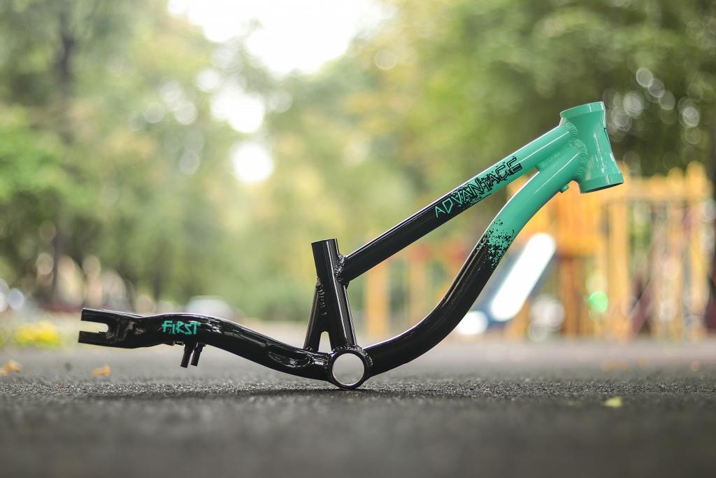 Блог им. Advantagebikes: А теперь - по полочкам! Advantage bikes в деталях