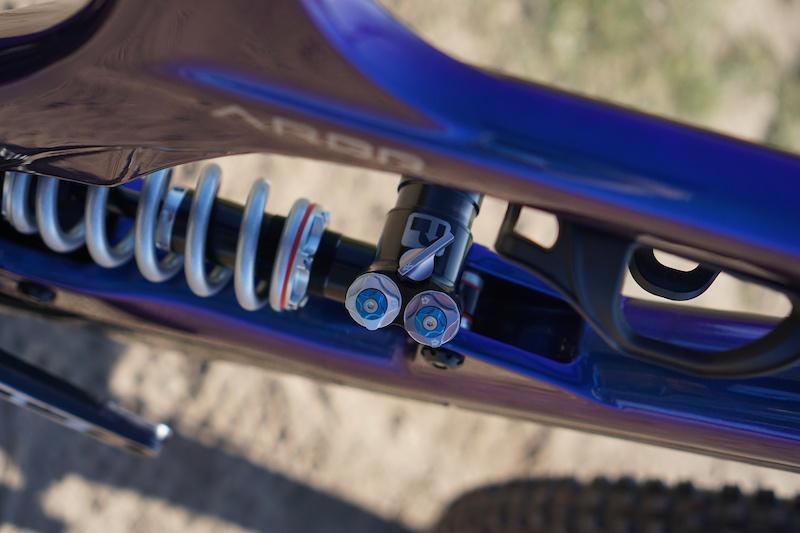 Блог им. DavidRace1: [Pinkbike]ARBR представил новый RB2 29er.