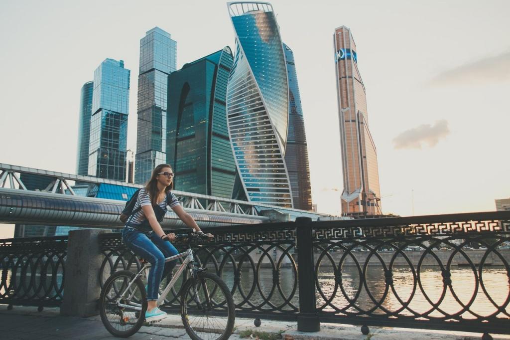 Блог им. za_velo: За!Вело: открыт сбор подписей в поддержку развития велоинфраструктуры в ЗАО Москвы