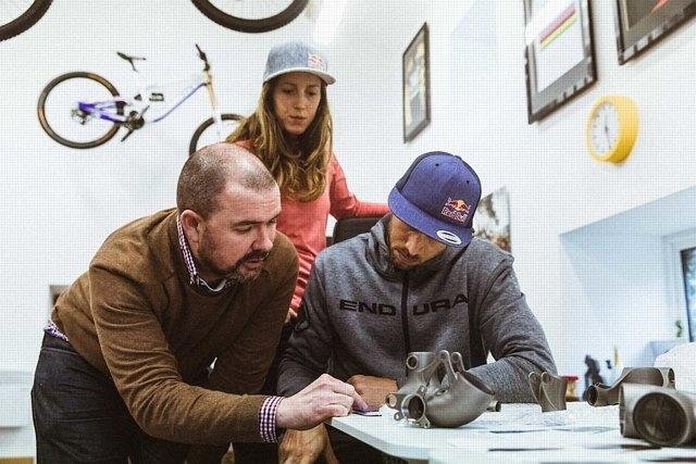Блог им. Velovolga: Интервью с Беном Фармером и Рэйчел Атертон: от прототипа до производства
