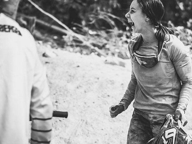 Блог им. Velovolga: Интервью с CJ Selig: как это, быть единственной женщиной на DarkFest