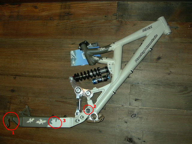Подвеска для велосипеда своими руками 278